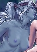 Nude World of Warcraft