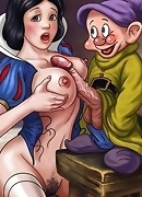 Snow White is a slut